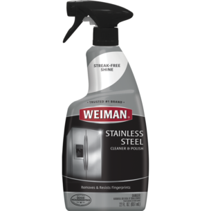 Stainless Steel Cleaner & Polish Spray