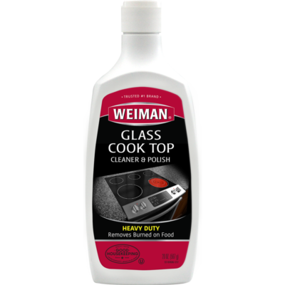 Glass Cook Top Cleaner & Polish