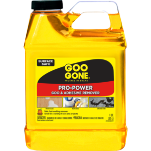 Goo Gone Pro Power Goo & Adhesive Remover 1 quart