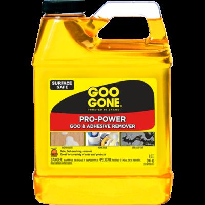 Goo Gone Pro Power Goo & Adhesive Remover 1 quart