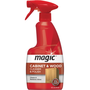 Cabinet & Wood Cleaner & Polish Spray