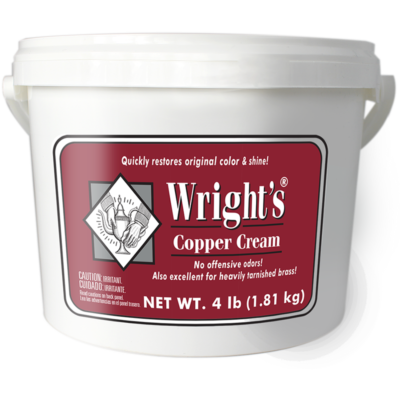 Copper Cream 4 lb tub