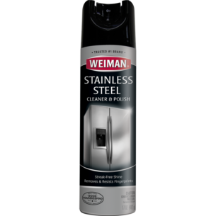 Stainless Steel Cleaner & Polish Aerosol