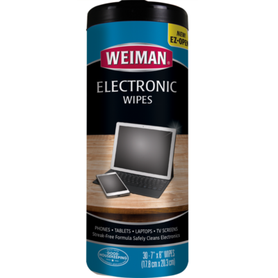 Electronic Wipes